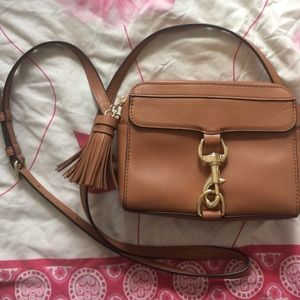 Rebecca Minkoff crossbody camera bag